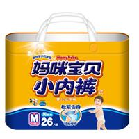 手慢无:Mamipoko 妈咪宝贝小内裤 (男 M 26片)