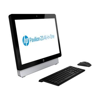 HP/惠普23-a081cnA8-5500/4G内存/1TB硬盘/1G独显/一体机