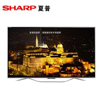 SHARP/夏普 LCD-60LX840A 高清LED网络3D电视 超值热卖 送高清线