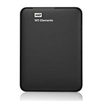 【西部原装正品+仅限一天】WD西部数据 500G 1T 2T USB3.0 新Elements Portable 2.5英寸1T移动硬