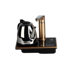 三合一多功能电热水壶 自动加水电磁茶炉 不锈钢烧水壶热水壶触摸式