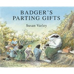 Badger's Parting Gifts 獾的礼物 ISBN9780688115180