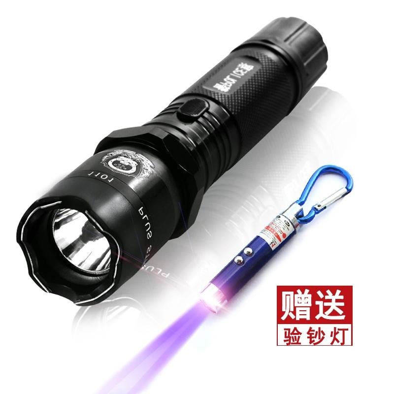 电击手电筒强光远射