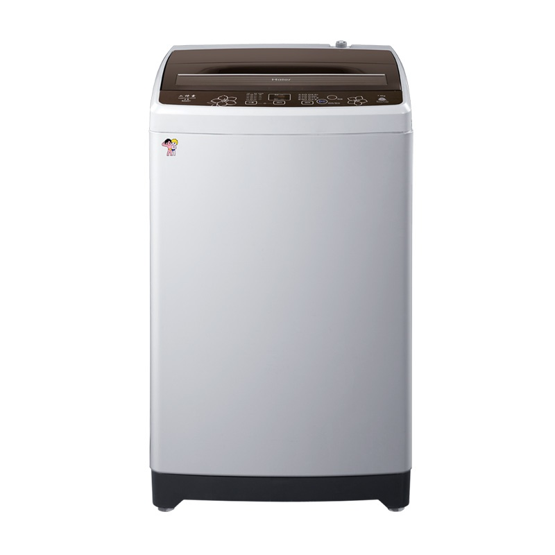 haier/海尔 xqb75-m12588关爱 波轮7.5公斤全自动洗衣机 全国联保