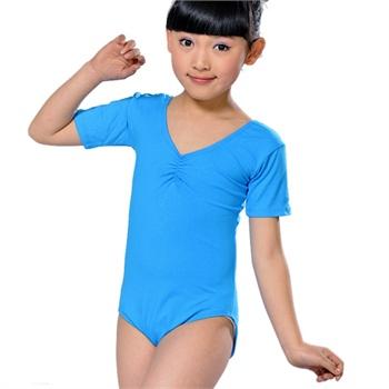 儿童舞蹈服装 练功服 少儿拉丁芭蕾舞蹈裙儿童练
