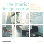 INTERIOR DESIGN COURSE(ISBN=9780500285985)