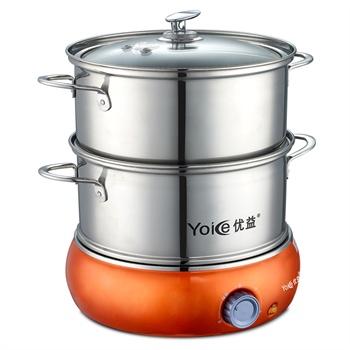 优益(Yoice) Y-ZDQ8 双层煮蛋器
