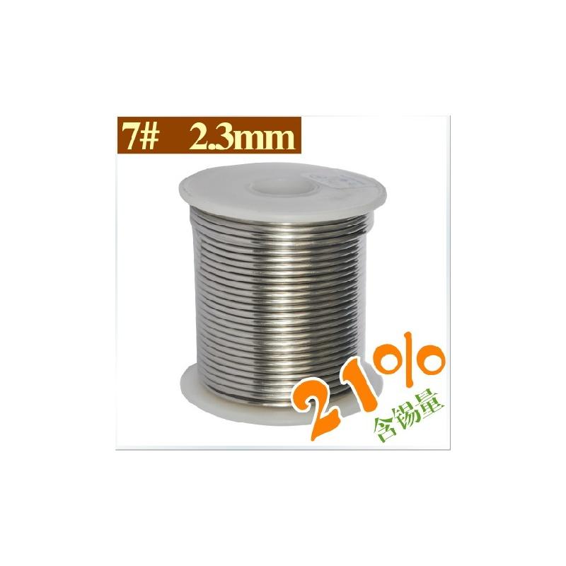 elecall*松香芯焊锡丝7#(21% 2.3mm 0.9kg)