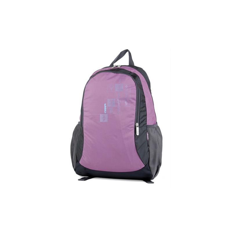 [当当自营] 威豹 双肩背包-旅行包 c1627 深灰/粉紫图片