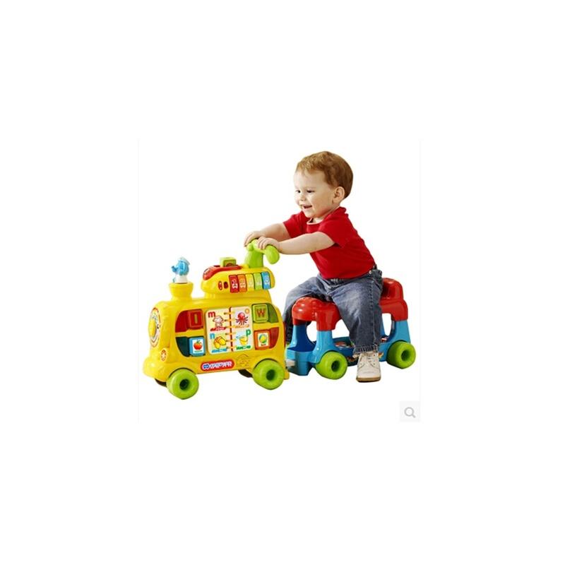 学步车儿童可坐滑板扭扭车自行车玩具车童车