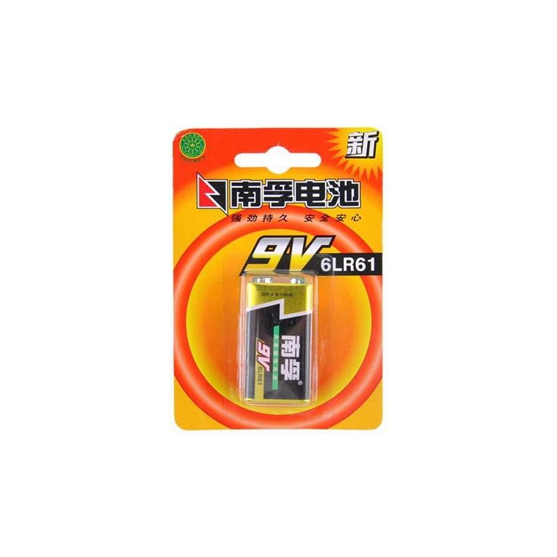 【当当自营】 南孚电池 9v