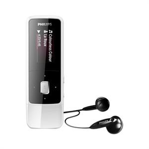 PHILIPS飞利浦 MIX III 2G 三代 MP3播放器 酷炫黑
