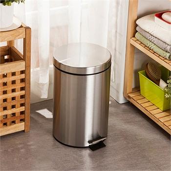 家用厨房脚踏式砂光垃圾桶