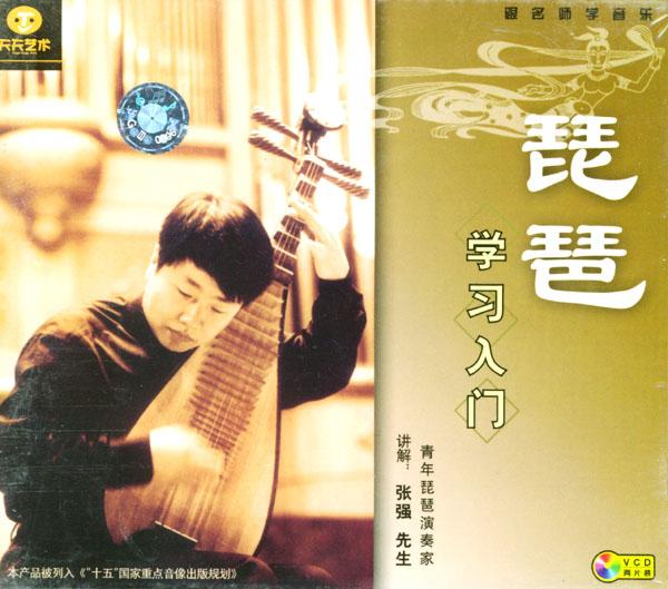 琵琶学习入门(2VCD下载