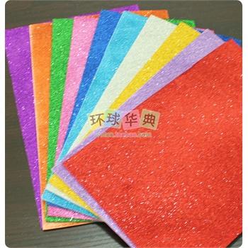 亮光海绵纸(10色)价格(怎么样)_易购新品上架比价频道; 创意手工折纸