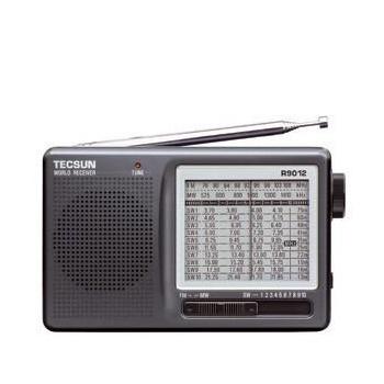 德生r-9012 德生收音机 老人 收音机 多波段 收音机