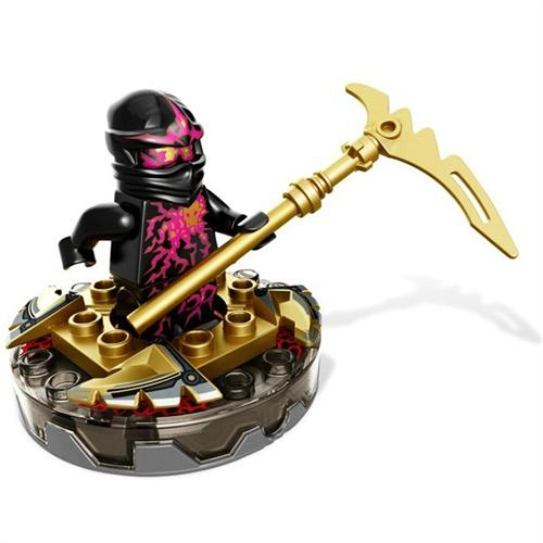 LEGO 乐高 忍者陀螺