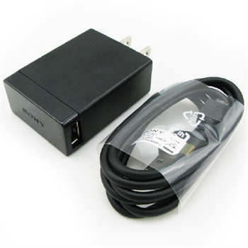 索尼 EP880 XL39h U20i W150 J108i W100i ST17i X8 E15i L39t充电器 l39u充电器 原装充电器  原装直充 原装线充