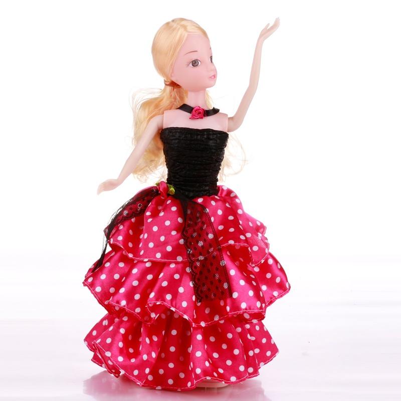 会说话会走路智能芭比娃娃洋娃娃女孩礼物布娃娃_kb6299-1