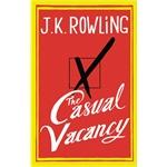 The Casual Vacancy(临时空缺)精装大字版 哈利波特之母JK罗琳首部黑色幽默成人小说  预计2012年9月27日到货