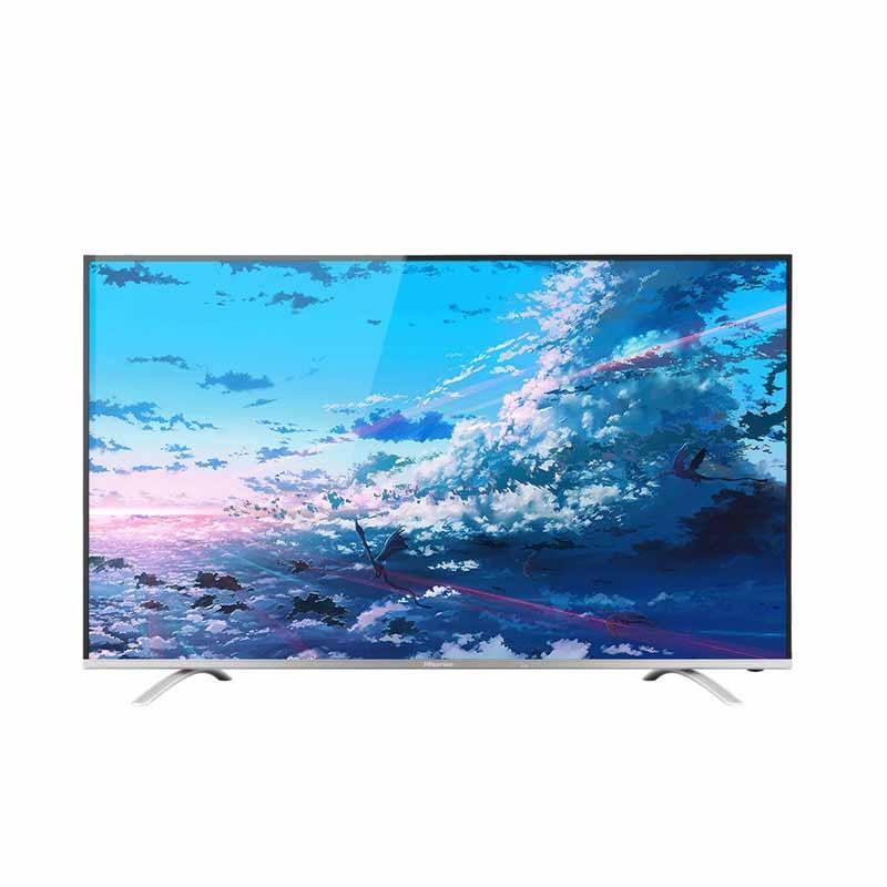 海信(hisense) led55ec510n 55英寸 智能电视 丰富免费视频 wifi(黑色