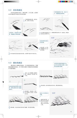 【th】轻松学国画——写意山水 王忠富 机械工业出版社 9787111438458
