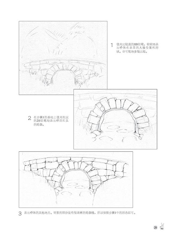 川美手电筒的设计三视图素描