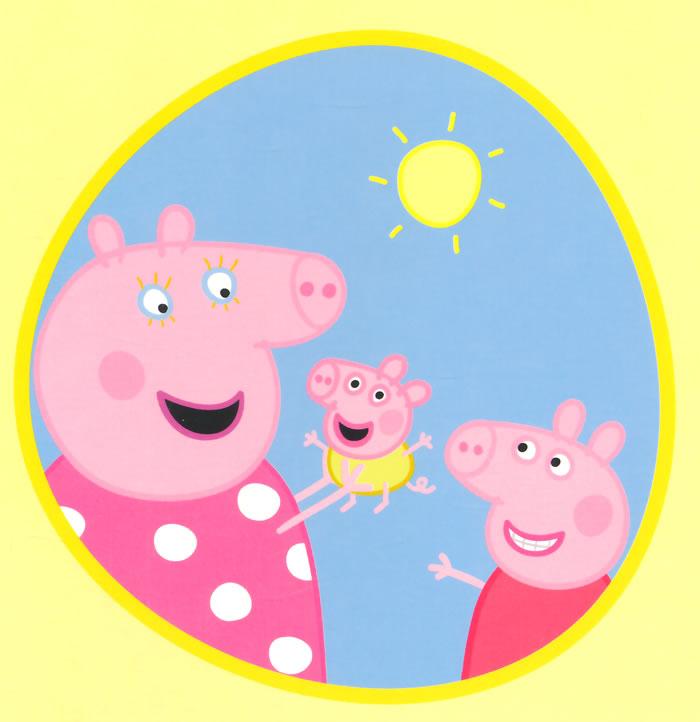 pa Pig:Baby Alexander [Boardbook]小猪佩奇卡