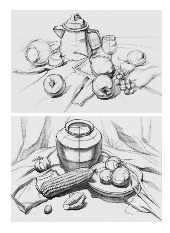 创文素材手绘漫画