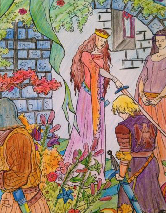 pictura神笔涂绘Ⅱ恐龙崛起,仙境迷踪,骑士之旅(套装共3册 赠12色彩铅