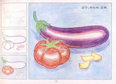 小学生画画素描常州天宁宝塔