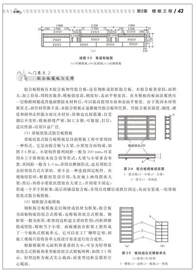 混凝土结构与砌体结构施工(第2版)