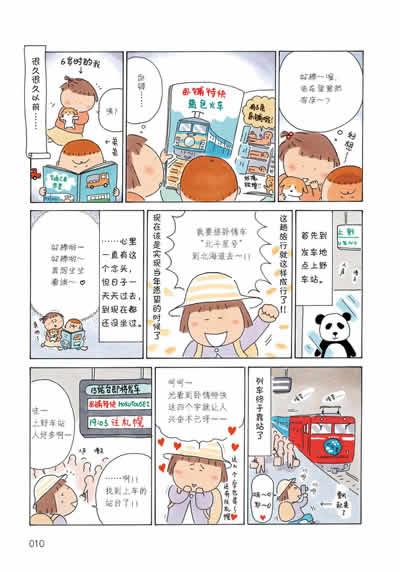 《高木直子纪念版(第一次一个人旅行+一个人旅行2)》