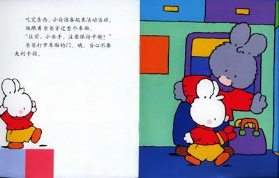 (vip尊享)兔子小白系列(全10册)
