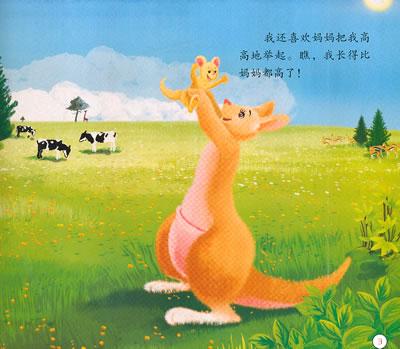 《动物日记--袋鼠,金丝猴