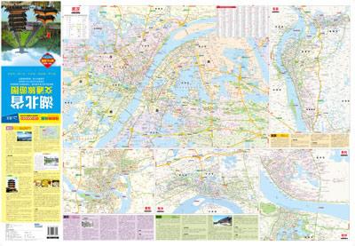 荆州市城区地图