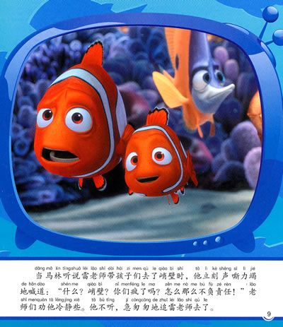 海洋动物三视图