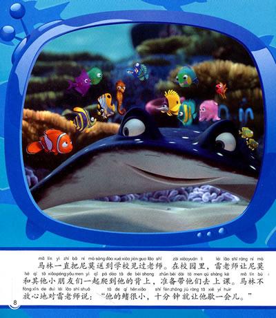 迪士尼迷你小影院——海底总动员/21088047