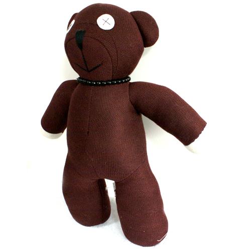 谁知道 憨豆先生 里面那只泰迪熊是什么牌子的,哪里有得买