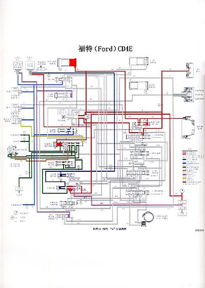福特自动变速器修理手册——cvic汽车维修系列丛书