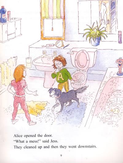 泡泡剑桥儿童英语故事阅读1(附mp3光盘)