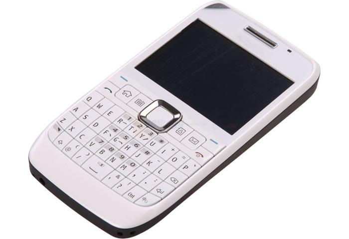 nokiae63_【当当自营】 nokia诺基亚 e63 手机(白色)
