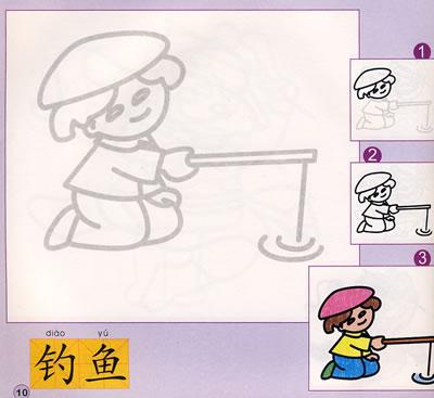 唐克教你学画画简笔画人物生活用品幼儿版/20479317