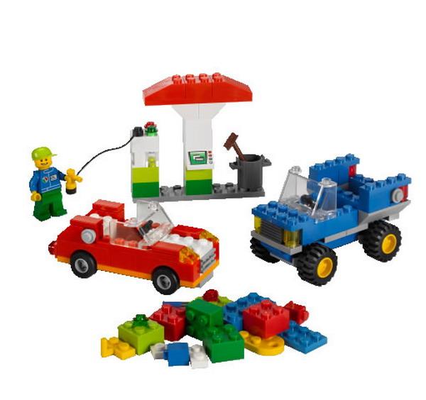 Lego 乐高 创意系列汽车组 L5898