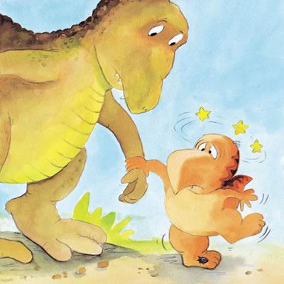 小恐龙幼儿园情商培养图画书.我们爱虫虫!