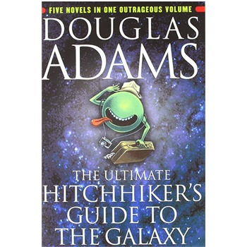 ultimate hitchhiker s guide 银河系搭车客指南 isbn ...